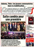 Journal CommunisteS n°668 du 15 février 2017
