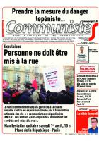 Journal CommunisteS n°674 29 mars 2017