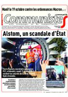 Journal communisteS n°697 18 octobre 2017