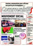 Journal CommunisteS  n°716 mars 2018