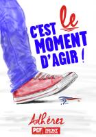 Législatives 2017 dans l'Hérault : Les représentants des Assemblées citoyennes des 1e et 8e circonscription, de la 3e circonscription, de Front commun, d'Ensemble 34 ! , du PCF 34 aux responsables départementaux du PG, d'EELV et aux groupes d'appui FI 34