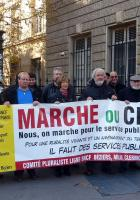 Transport ferroviaire : le comité pluraliste de défense de la ligne Béziers - Neussargues saisit Monsieur Frédéric Cuvillier.