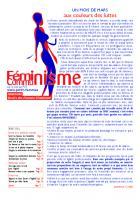 Communisme - Féminisme Mars 2016 : un mois de mars aux couleurs des luttes