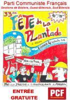 Béziers - La fête de la Plantade dans la presse.