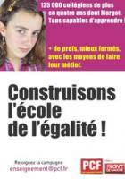 La lettre du Réseau école - octobre 2013 : Une rentrée de gauche ?