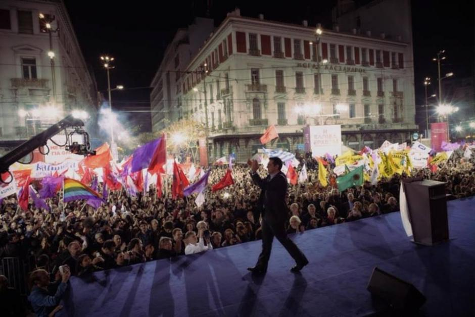 Appel au Président de la République « La place de la France est aux côtés du peuple grec »