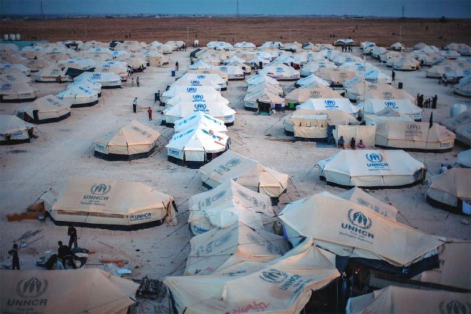 LES REFUGIES ET DEPLACES SYRIENS : UN enjeu HUMANITAIRE POLITIQUE