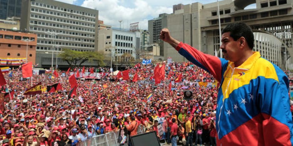Venezuela : le PCF condamne les tentatives de déstabilisation et apporte sa solidarité avec les progressistes vénézuéliens