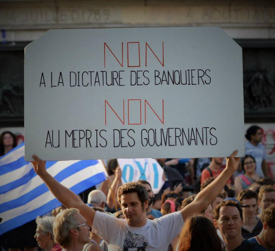 Accord sur la Grèce - Résister à ces pratiques colonialistes (Pierre Laurent)