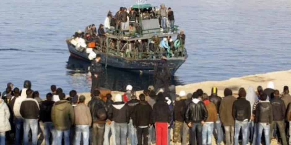 Lampedusa : le PCF dénonce des politiques sécuritaires et égoïstes (Gilles Garnier - PCF)