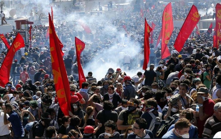 Turquie : stopper l'escalade, entendre les revendications populaires !