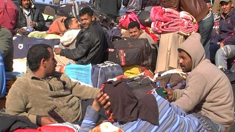 Migrants / coopération UE-Libye « La France a devoir de réparer l'outrage fait aux migrant-e-s et à la conscience humaine »