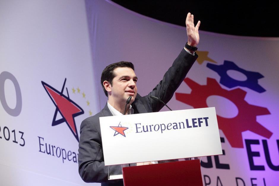 Le PCF souhaite l'unité du Front de gauche derrière Alexis Tsipras