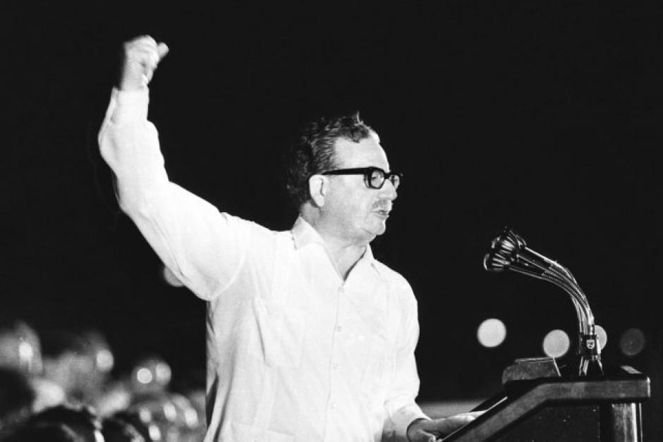 40 ans du coup d'État au Chili : Le PCF rend hommage à Salvador Allende