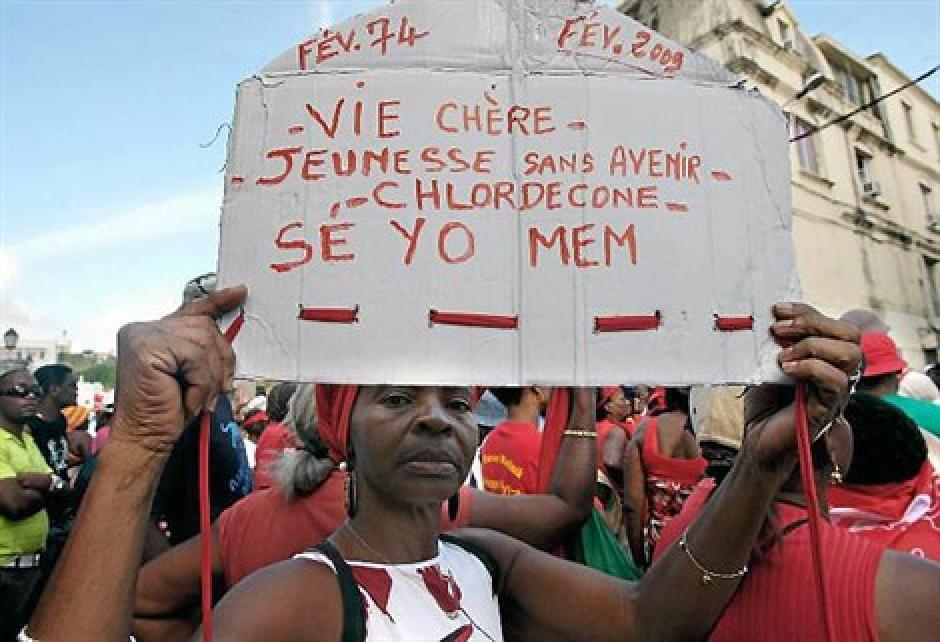 Antilles : « Initier un nouveau type de relations entre les Antilles, la France et l'Europe »