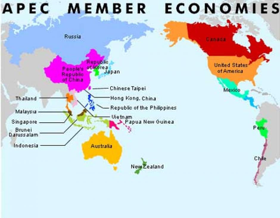 Asie / Pacifique : Toujours plus de libéralisation avec l'APEC (PCF)