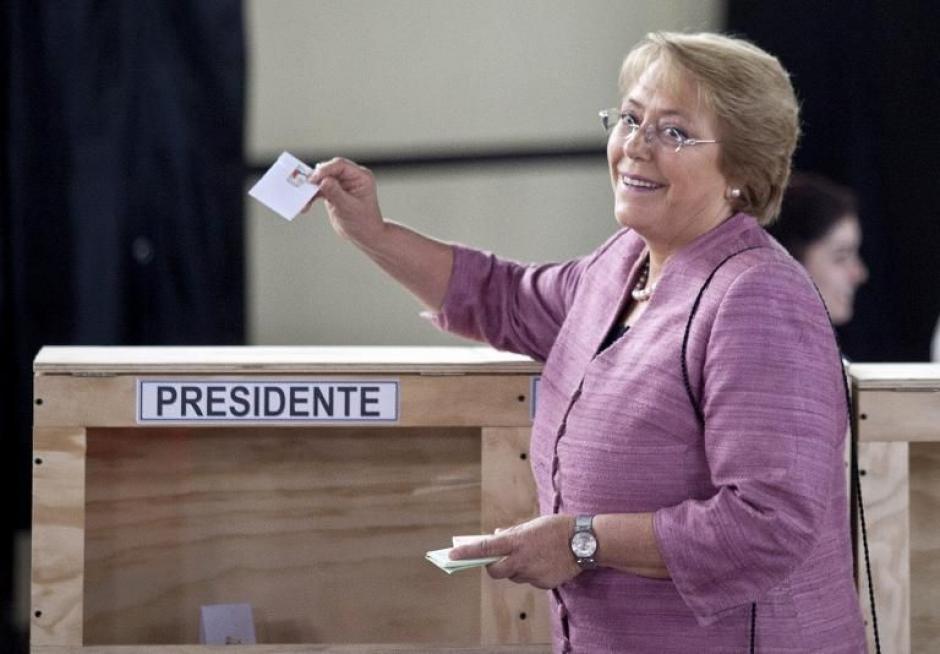 Chili : le PCF salue la victoire de Michelle Bachelet