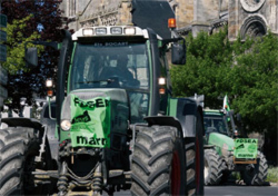 Le Front de gauche appelle à une fiscalité agricole juste (FDG)