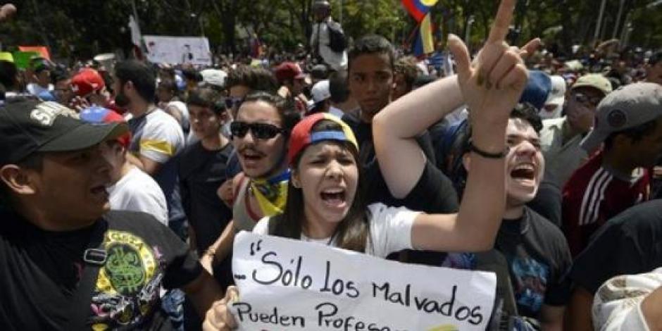Venezuela : le PCF condamne les tentatives de déstabilisation