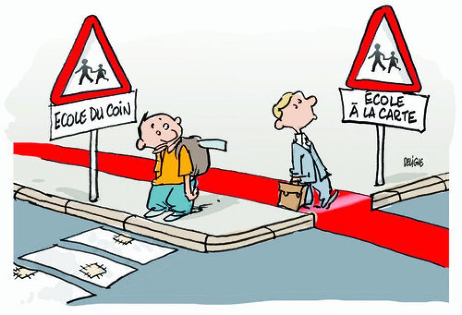 Conférence sur la ségrégation scolaire à Montpellier
