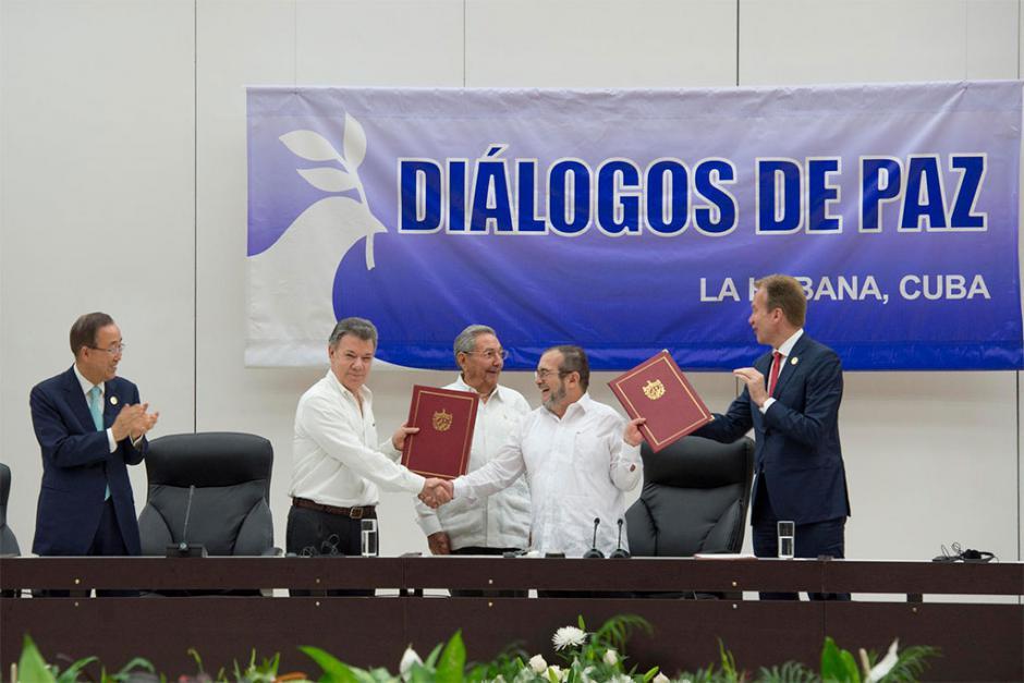 Referendum Colombie : La construction d'une paix durable demeure à l'ordre du jour (PCF)