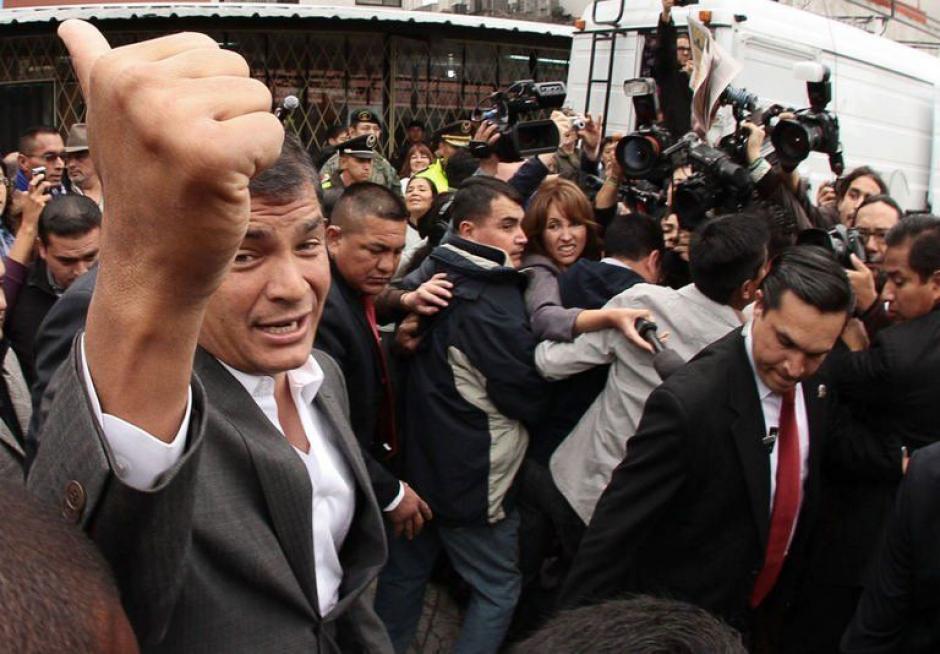 Equateur : le PCF salue la nouvelle victoire de Rafael Correa