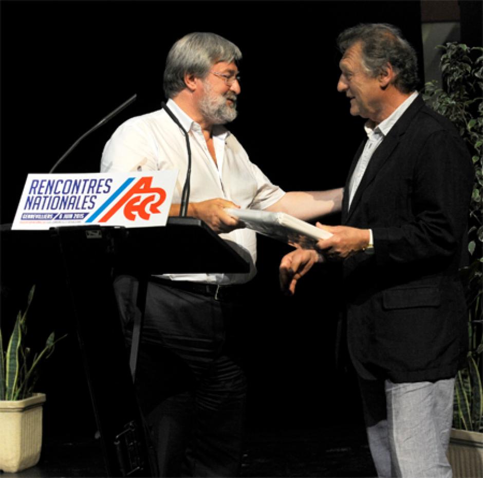 Rencontre de Gennevilliers des 5 et 6 juin 2015 - Introduction de Dominique ADENOT, Président de l'ANECR.