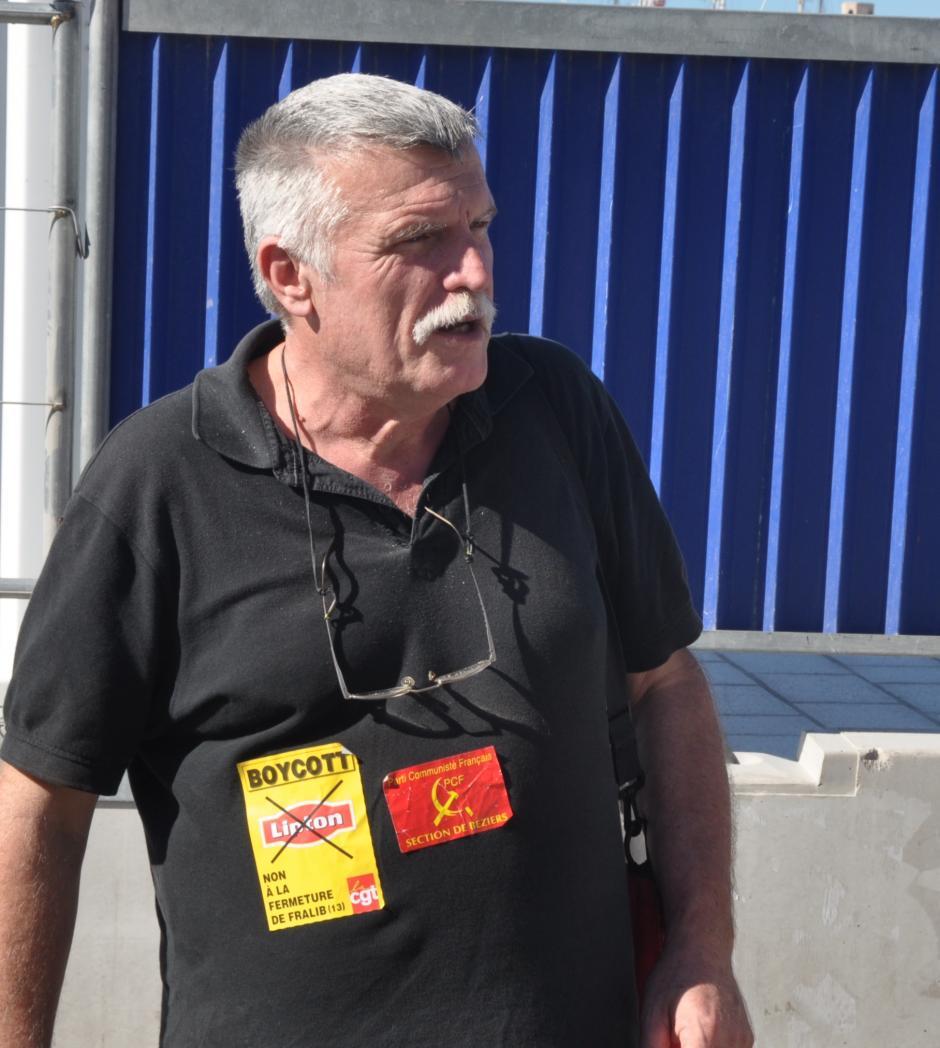 Communiqué de presse de Paul Barbazange (PCF Béziers-Front de gauche) suite à l'invalidation de Dolorés Roqué...