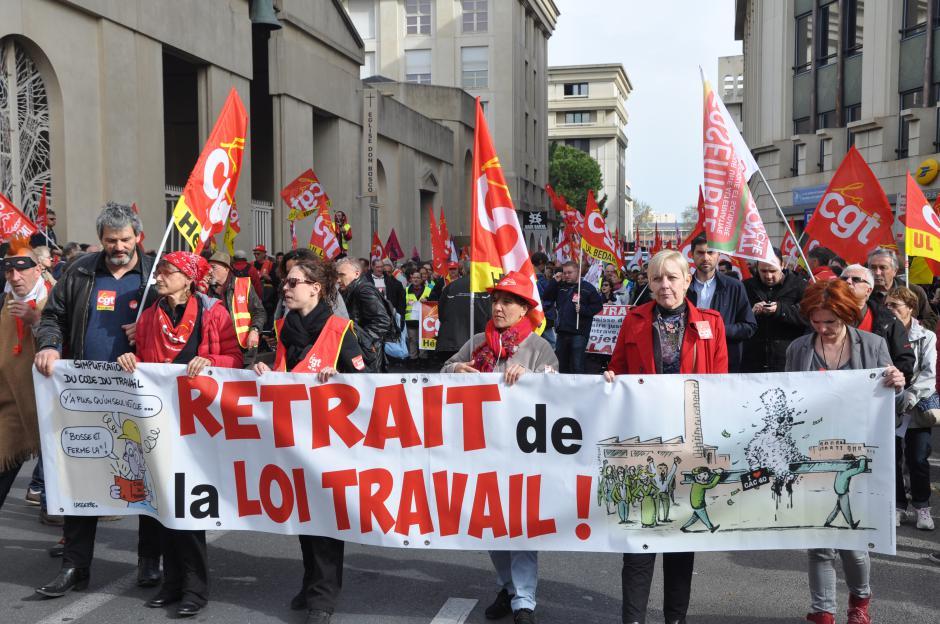 Manifestation du jeudi 23 juin : communiqué de la fédération de l'Hérault du PCF