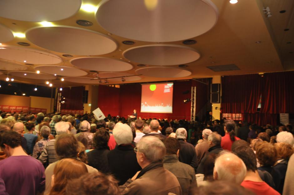 Campagne contre l'austérité : les vidéos du meeting de Montpellier