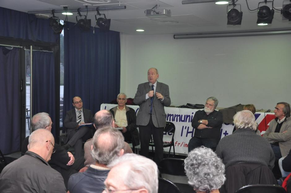 Acte III de la décentralisation : succès du débat entre les différentes forces de gauche à Montpellier.