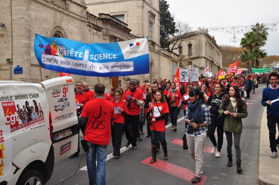 Montpellier : Appel du « Comité d'action citoyen du montpelliérain pour la défense de l'emploi dans la recherche-santé (Sanofi et recherche publique) »