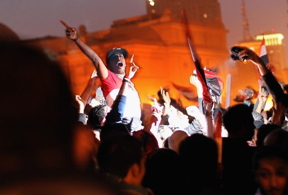 Aux côtés du peuple égyptien