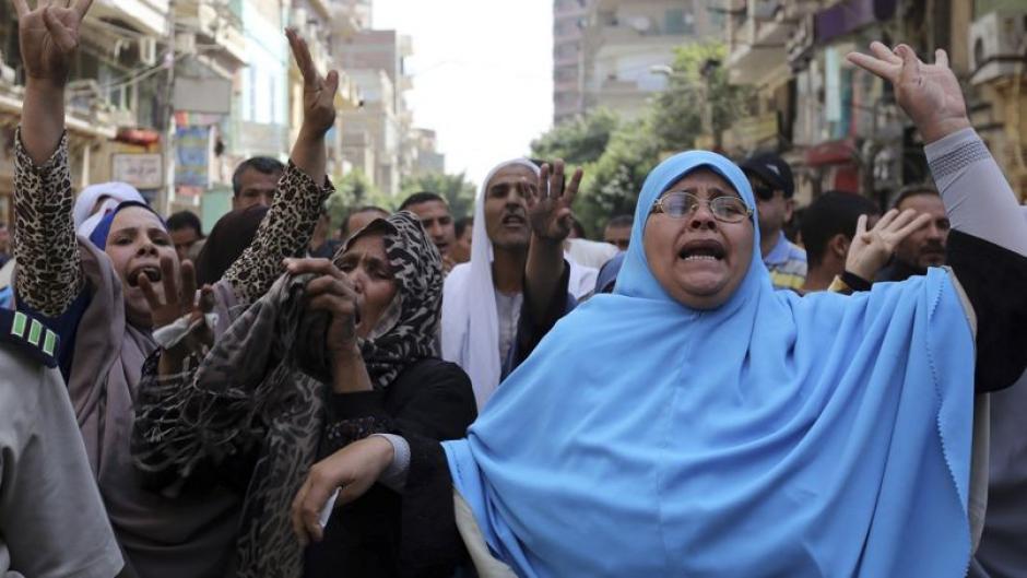Egypte : le choix de la répression