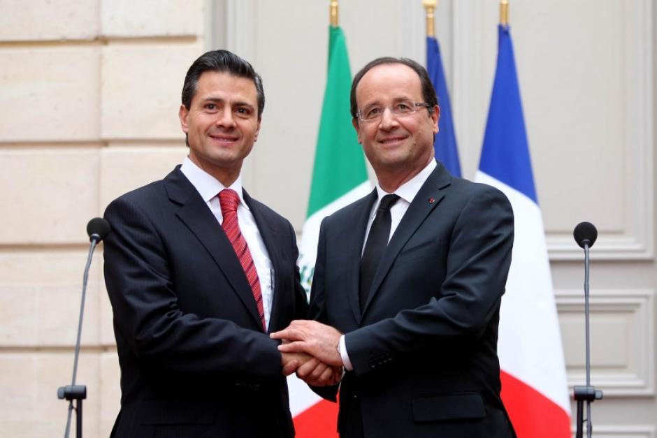 Le PCF proteste contre la présence du président mexicain en France