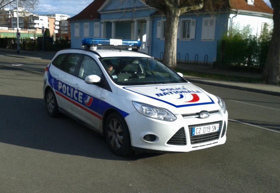 Police/Manifestation: