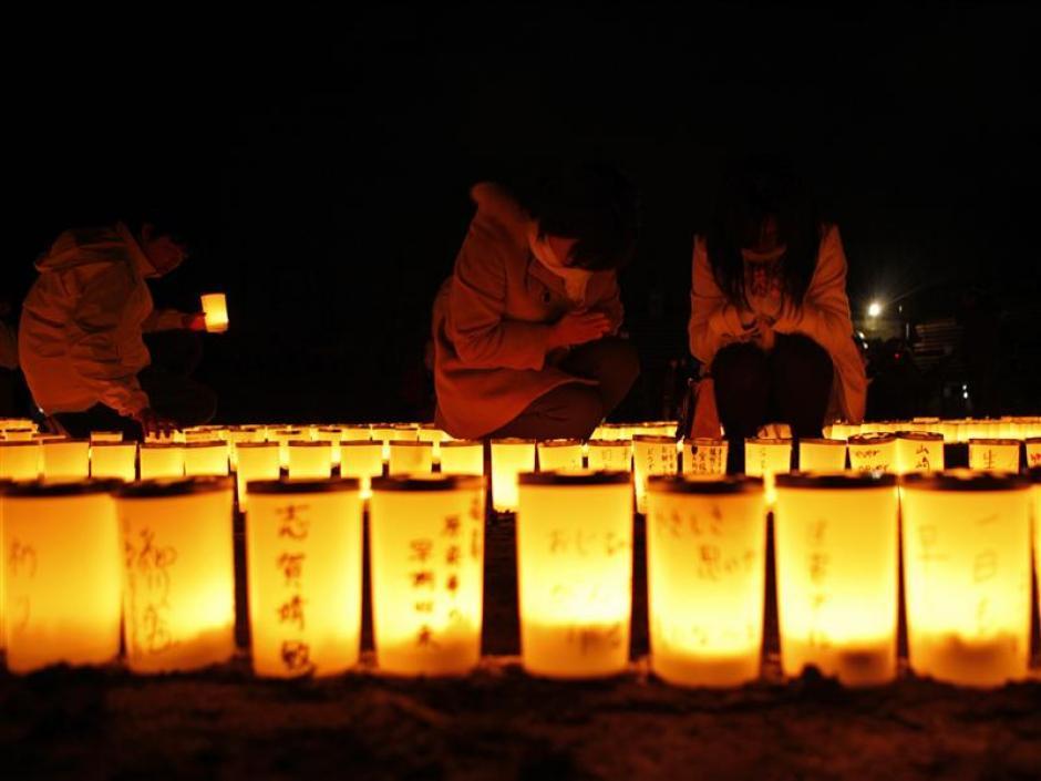 2 ans de Fukushima: Le PCF s'associe à l'hommage rendu aux victimes