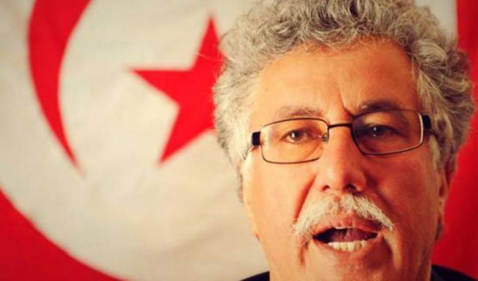 Etat d'urgence en Tunisie : déclaration d'Hamma Hammami, porte-parole du Front populaire tunisien.