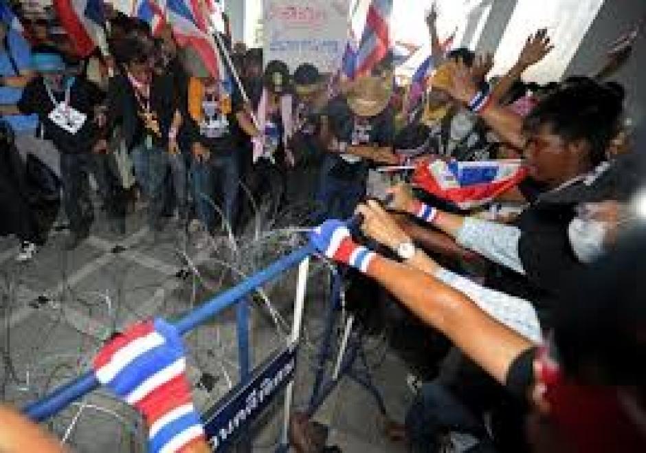 Thailande : Que se passe-t-il ?