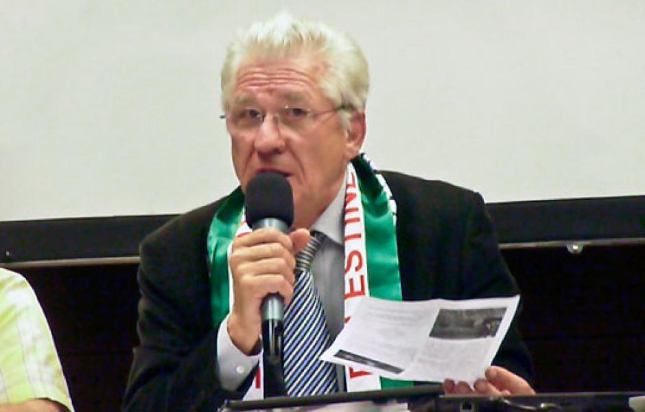 Le PCF dénonce le harcèlement de militant pour une paix juste et durable entre Israéliens et Palestiniens