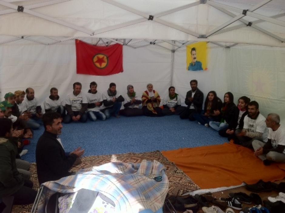 Répression / kurdes : le PCF apporte son soutien aux grévistes de la faim