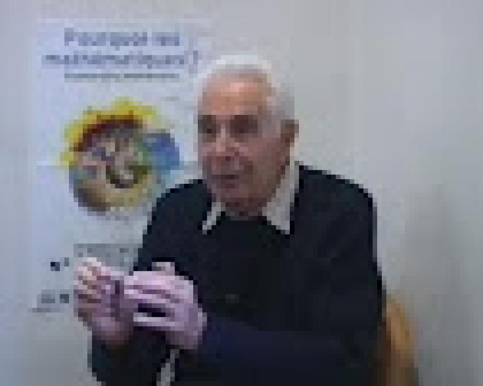 La place de la science dans la société 1/3*,  Jean-Pierre Kahane*
