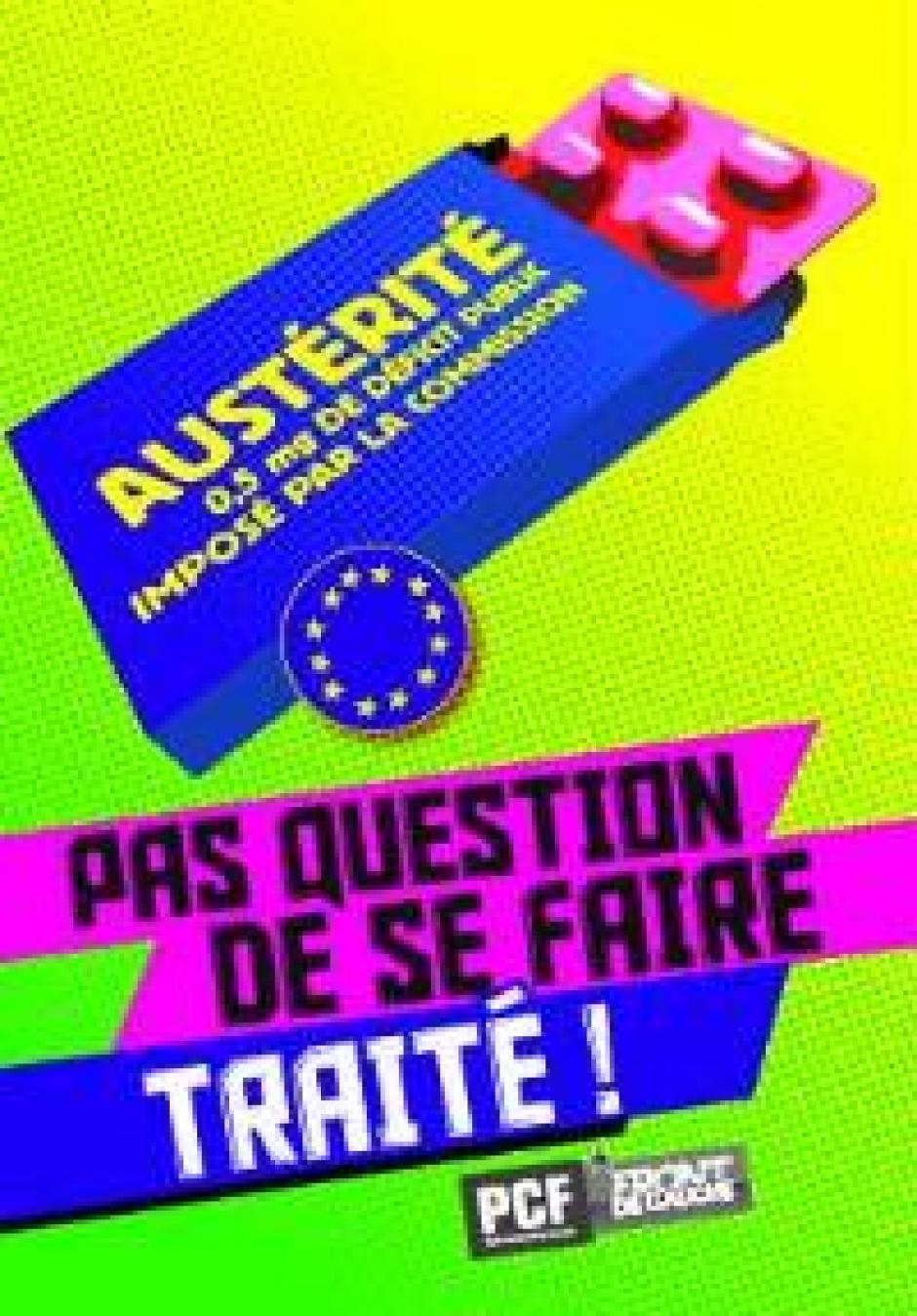 Création d'une banque publique : la Commission européenne bloque l'initiative citoyenne