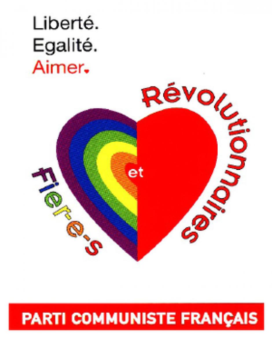 Appel du PCF à se joindre au rassemblement régional pour l'égalité et contre l'homophobie  le samedi 15 décembre 2012