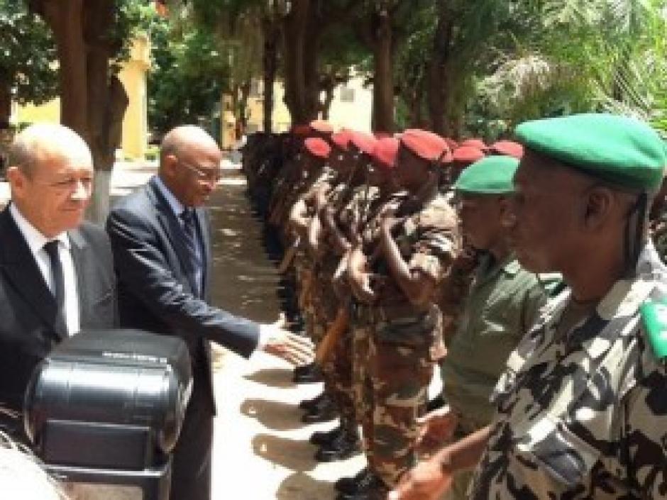 Toute la lumière doit être faite sur le projet d'accord de défense entre la France et le Mali