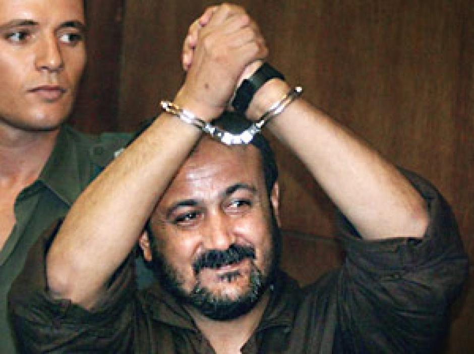 La libération de Marwan Barghouthi constituerait la preuve de la volonté des Israéliens d'ouvrir enfin la voie à la paix