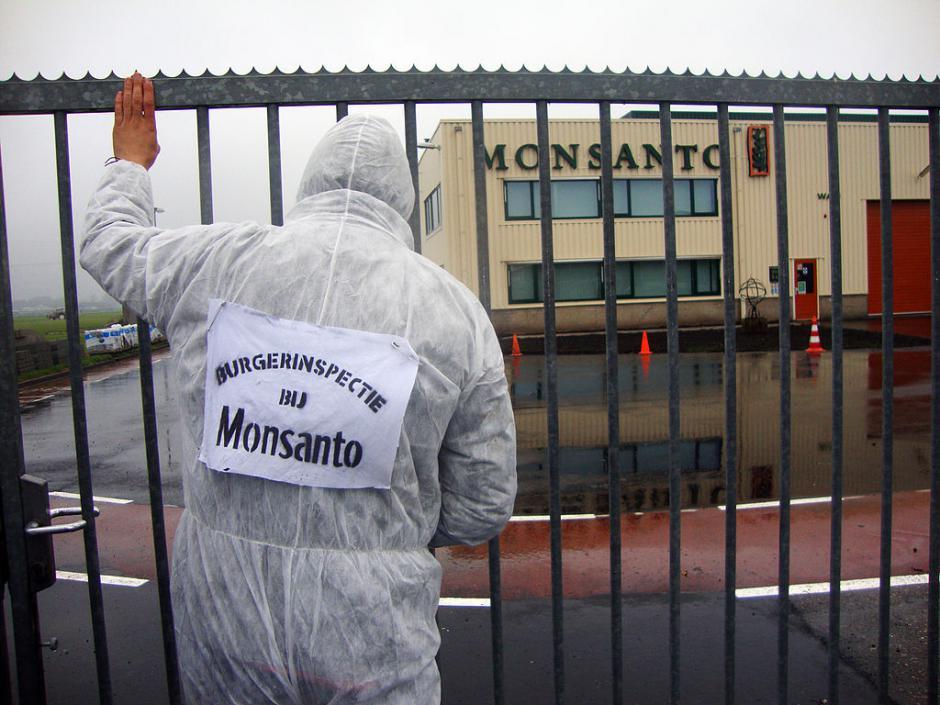 Le PCF appelle à participer aux marches contre Monsanto samedi 21 mai