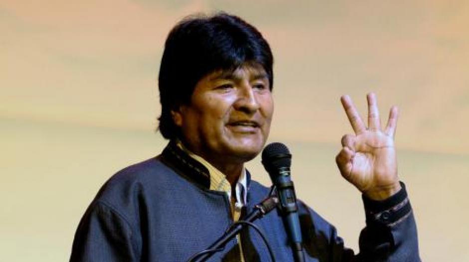 Bolivie : le PCF salue la victoire d'Evo Morales à l'élection présidentielle