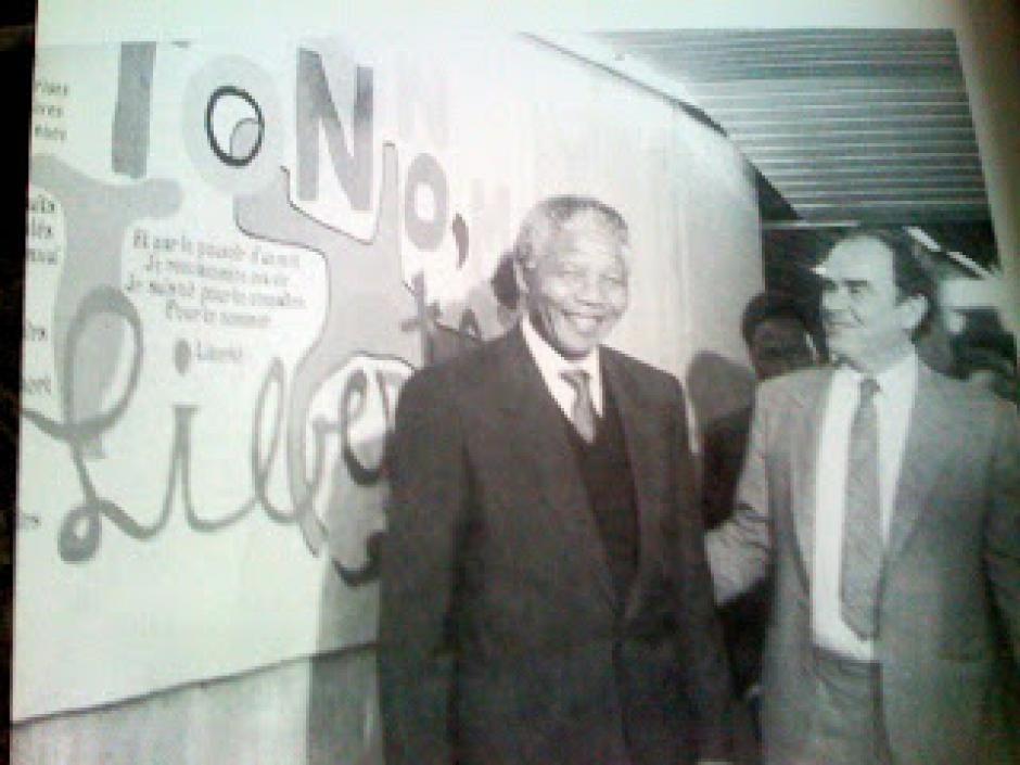 Mandela : la grande bataille.