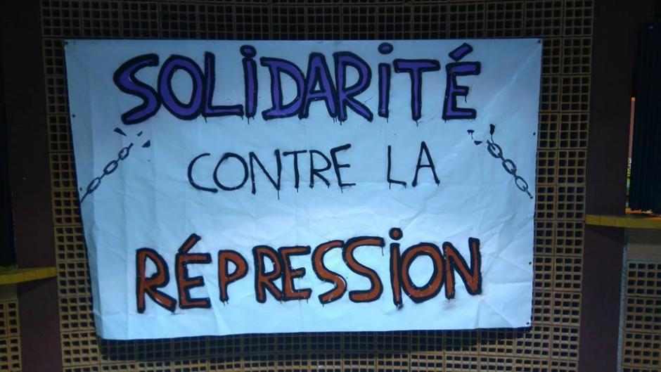 Le PCF de Montpellier soutien Cassandre dans son combat
